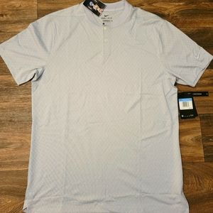 Nike Vapor Blade Victory Dri-Fit Golf Polo Shirt